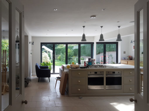 Tring Open Plan Kitchen Dining Room